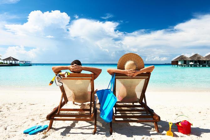 crisi di coppia in vacanza